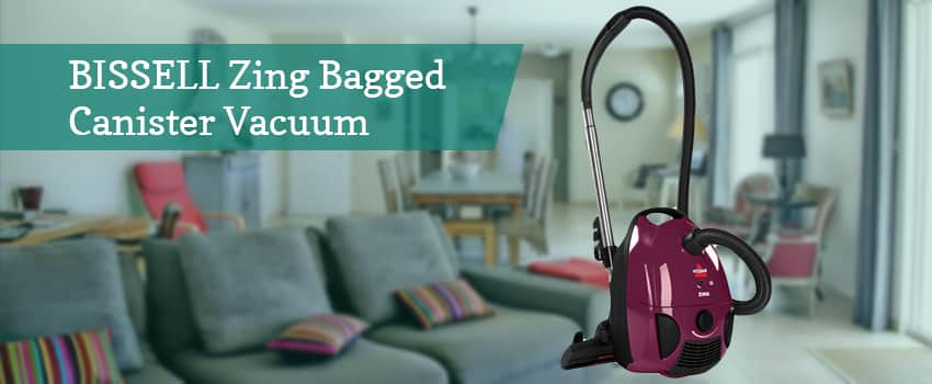 Best Bagged Canister Vacuum